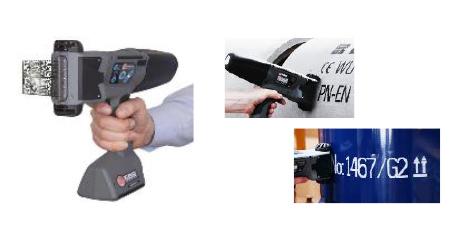 ハンドジェットプリンターの画像