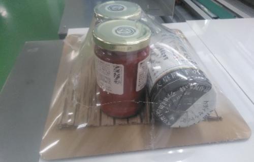 事例 通信販売用シュリンク包装の画像